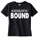 KINDERGARTEN BOUND graphic tee