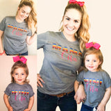 MINI-cita Graphic Blend Toddler & Youth Tee Shirt