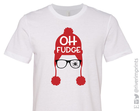 OH FUDGE Graphic Blend Tee