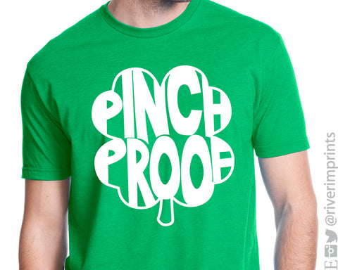PINCH PROOF St Patricks Day Graphic Tee