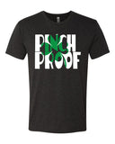 PINCH PROOF Triblend Graphic T-shirt by River Imprints