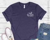 RIVER IMPRINTS Blend Tee Shirt