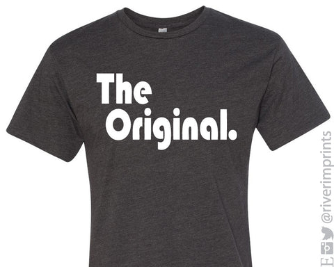 THE ORIGINAL Triblend Tee