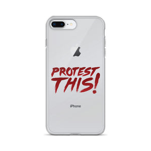 Open image in slideshow, iPhone Case -  red font