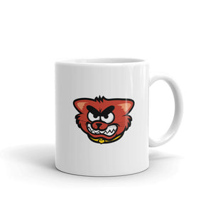 Open image in slideshow, Mug - cat - black logo