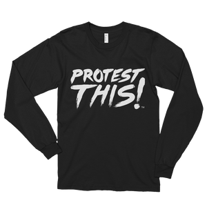 Open image in slideshow, American Apparel Long sleeve t-shirt (unisex)