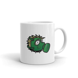 Open image in slideshow, Mug - hedgehog - black logo