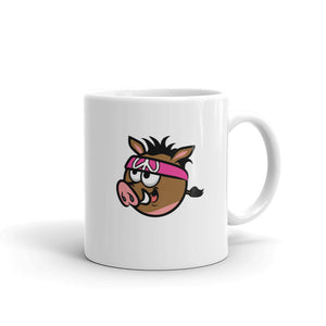 Open image in slideshow, Mug - warthog - red logo