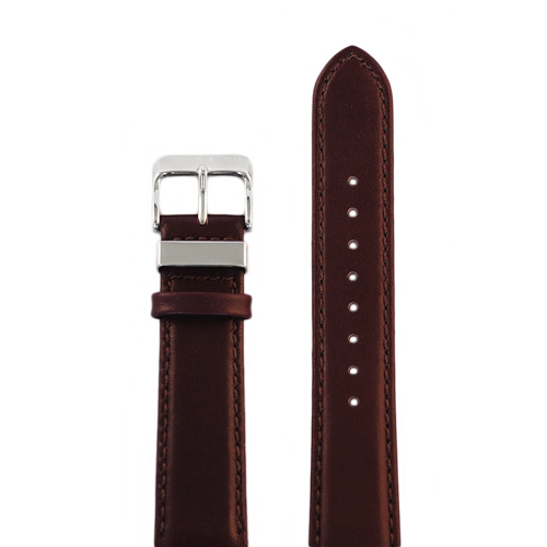 Dark Brown / Silver Hardware - The Timekeeper