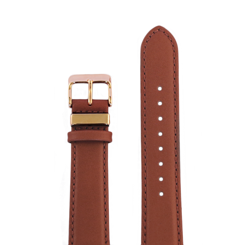 Tan / Rose Gold Hardware - The Timekeeper