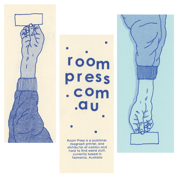 Room Press Bookmarks