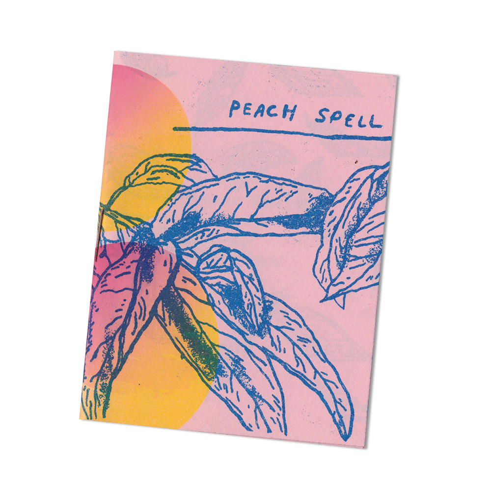 Peach Spell Third Edition