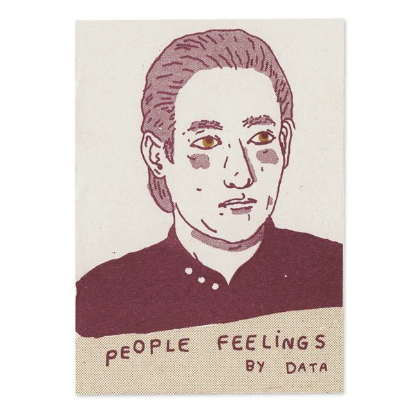 People Feelings by Data (fifth edition)
