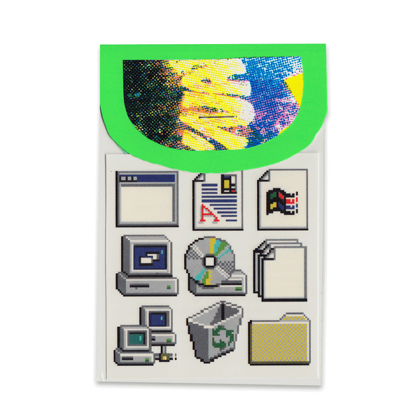 Windows '95 Temp Tattoos