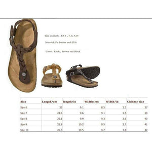 Women's Woven Sandals *in Stock*