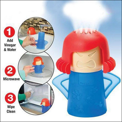 Angry Mama Microwave Cleaner In Stock