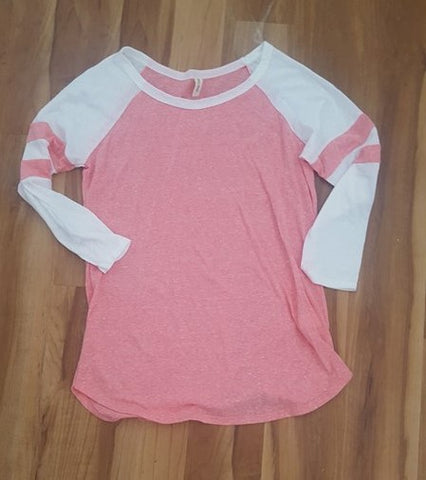 Women's Coral Top In Stock