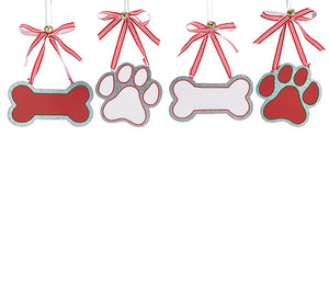 Dog Ornaments In Stock