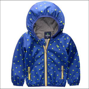 Child's Rainjacket In Stock
