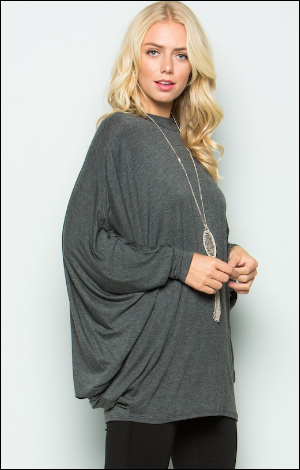 Women's Oversized Poncho