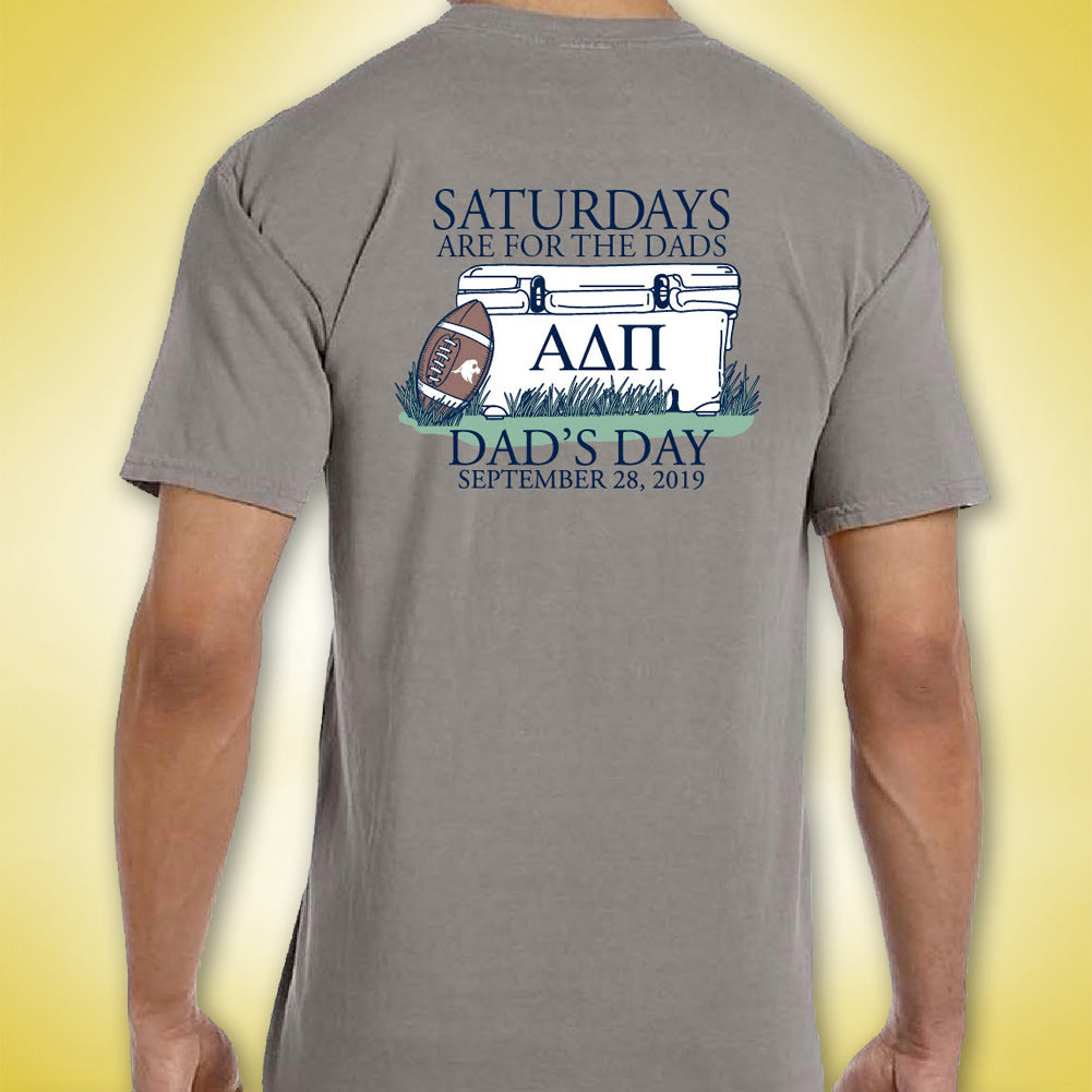 Alpha Delta Pi Dad's Day Tee