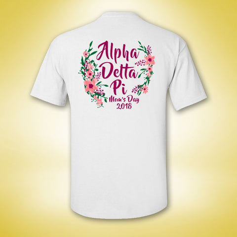 Alpha Delta Pi Mom's Day Tee