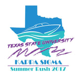 Kappa Sigma Summer Rush DriFit Short Sleeve T
