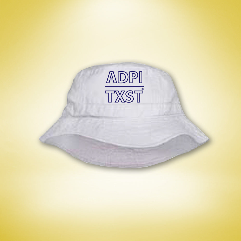 Alpha Delta Pi Summer Hat