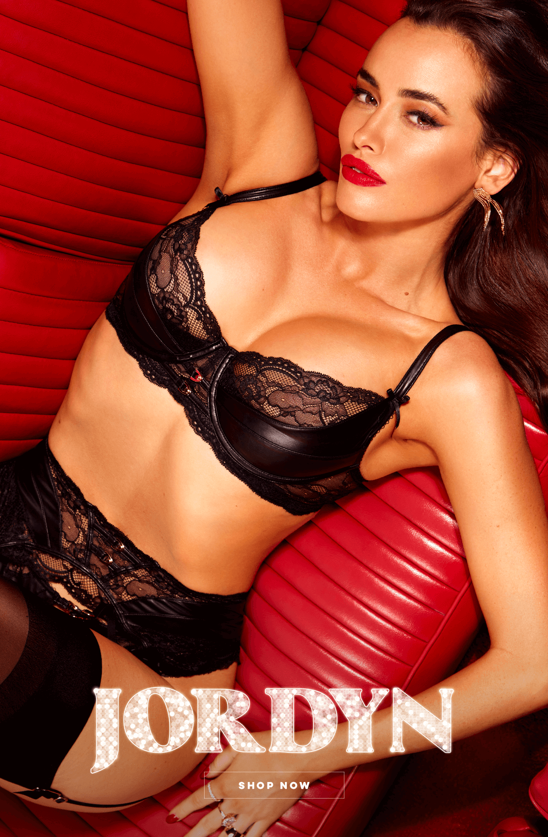 Shop luxury Honey Birdette lingerie online. From carefully detailed bras, suspenders & knicker...