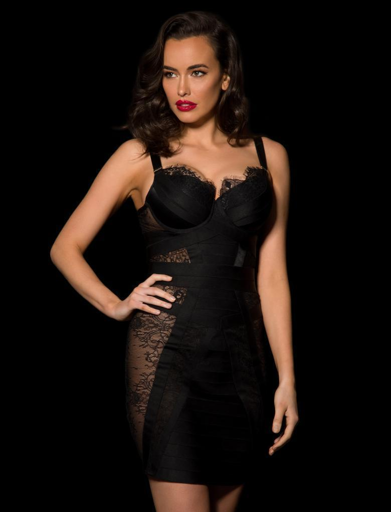 Ashleigh Dress - Shop Dress | Honey Birdette UK