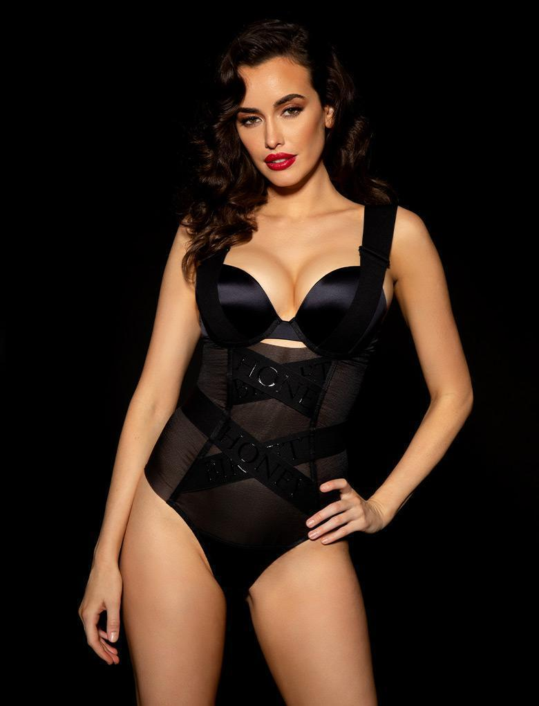 Alexis Bodysuit - Shop Bodysuit | Honey Birdette UK