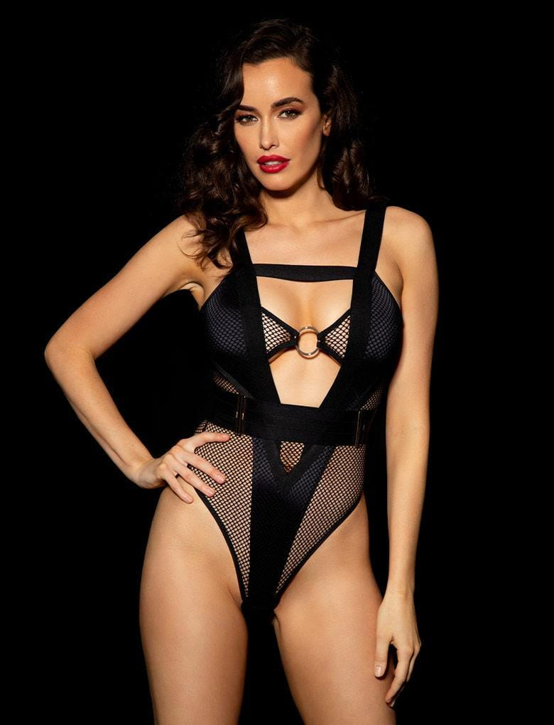 Axl Bodysuit - Shop Bodysuit | Honey Birdette UK