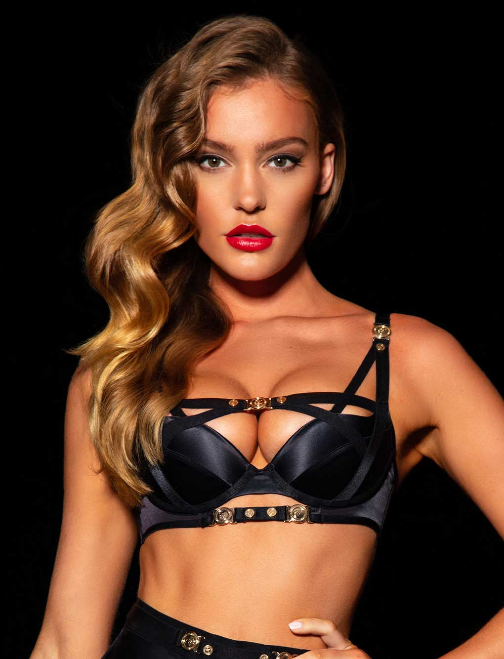 Cole Push Up Bra