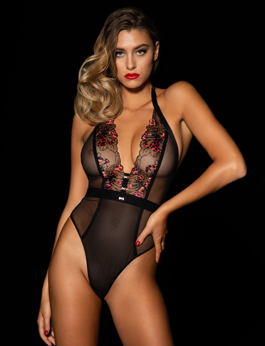 Darrien Bodysuit Set