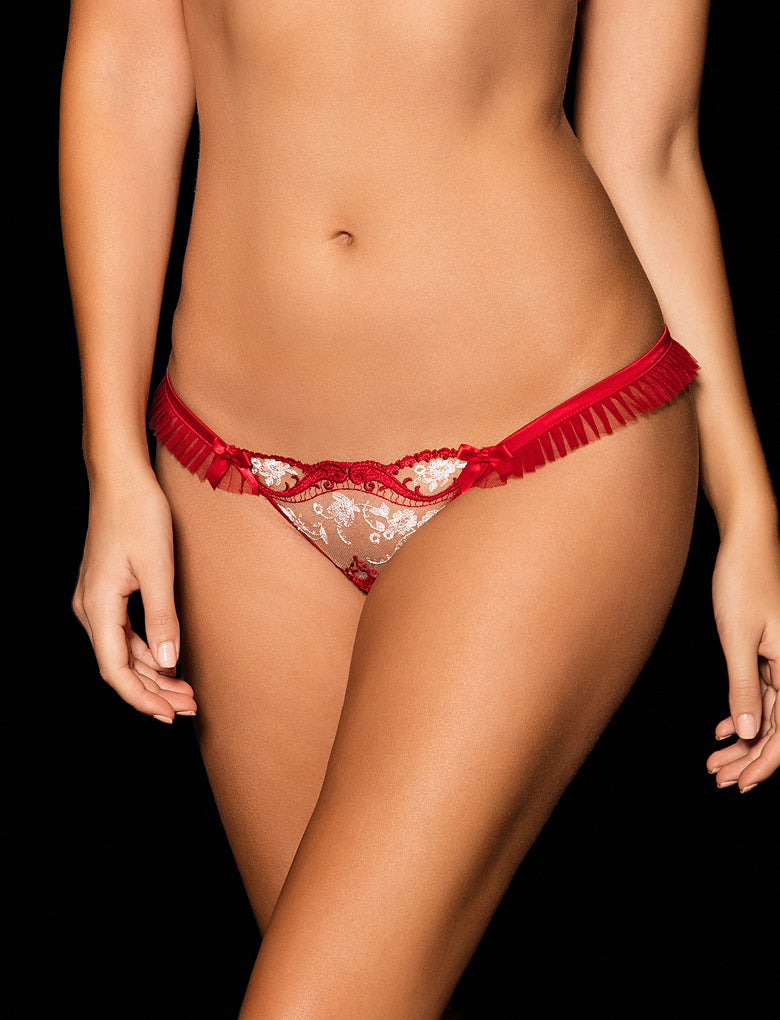 Mimi Thong Red
