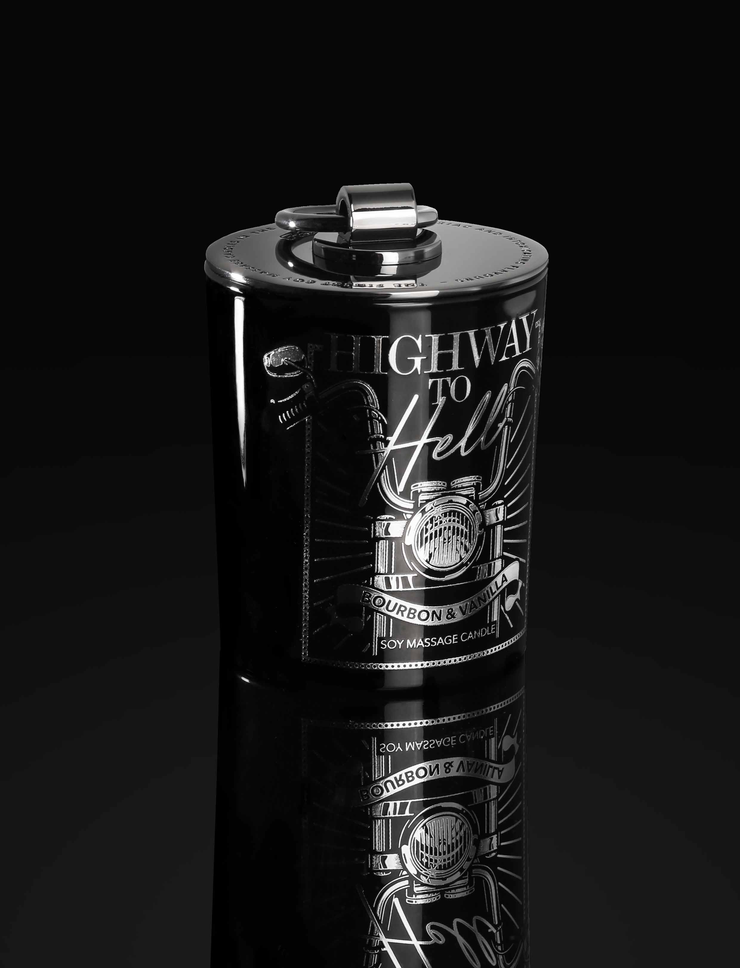 Highway To Hell Massage Candle