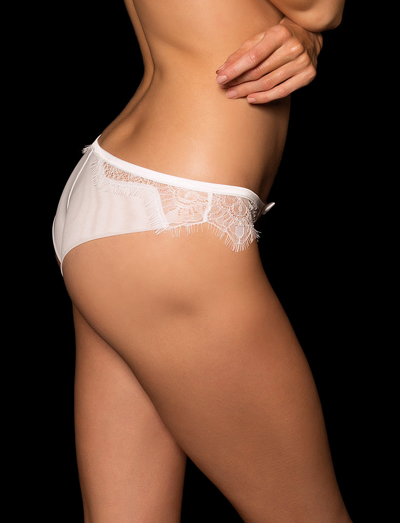 Issy Brief Ivory