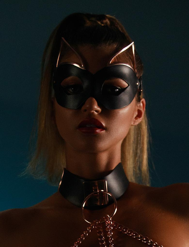 Fox Mask - Shop Fashion Fetish | Honey Birdette UK