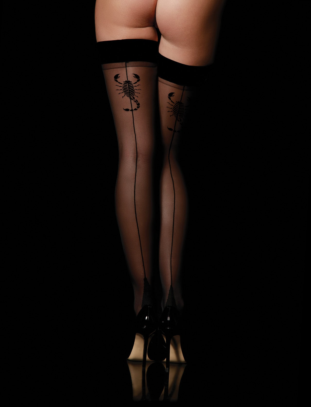Scorpio Stay Up Stockings
