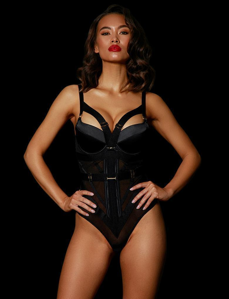 Elvis Bodysuit - Shop Bodysuit | Honey Birdette UK