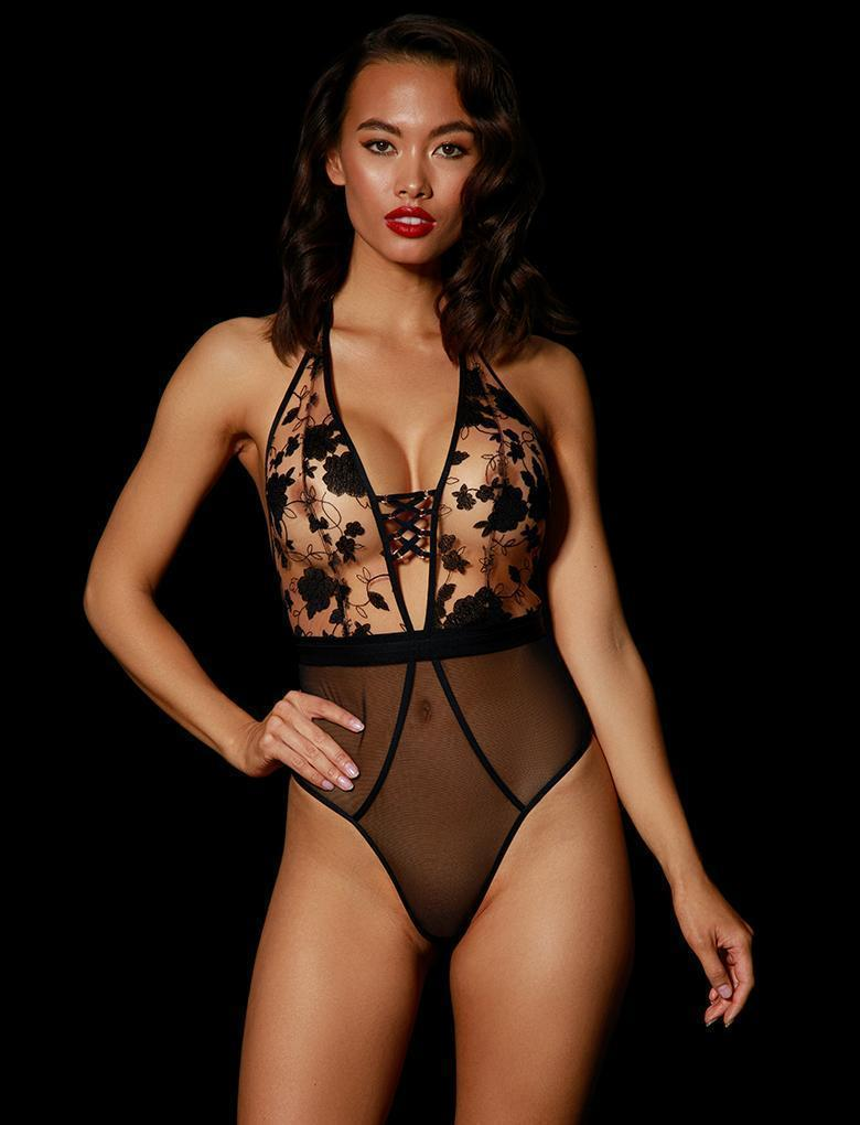 Alice Bodysuit - Shop Bodysuit | Honey Birdette UK