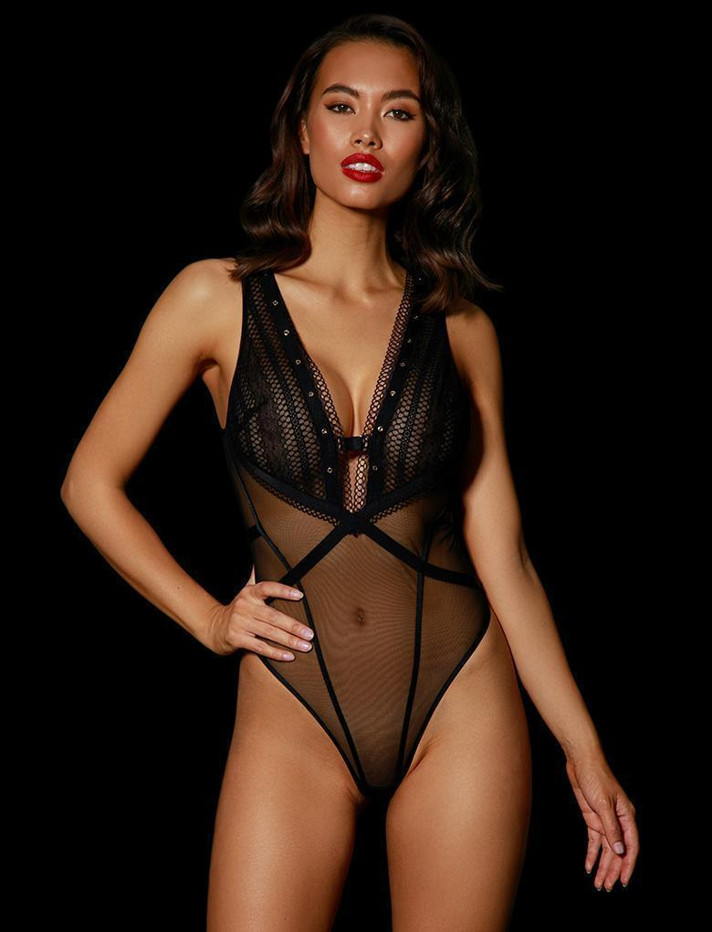 Janet Bodysuit - Shop Bodysuit | Honey Birdette UK