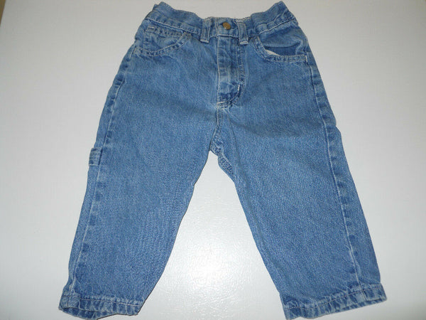 Boys Jeans Infant faded Glory Bottoms Sz 18 Months