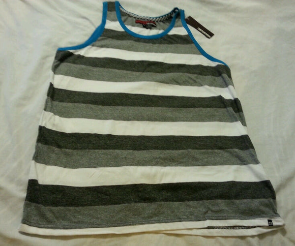 Distortion Men Tank Top Shirt Size L NEW