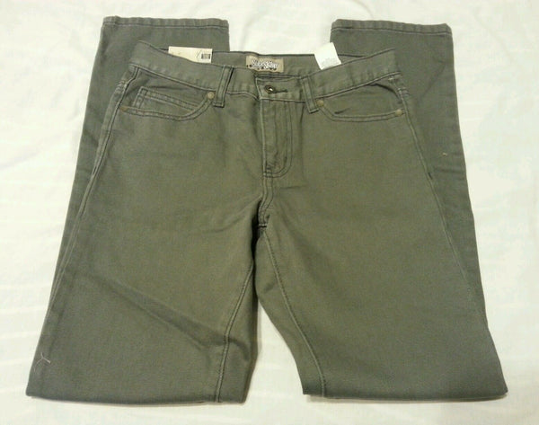 Old Navy Super Skinny Pants Boys Size 12 Regular Gray