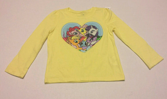 Old Navy Tee Shirt Size 2T Collectabilitees My Little Pony Baby Toddler