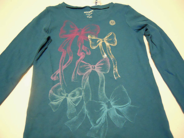 Old Navy Girls Tee Shirt Sz XS 5