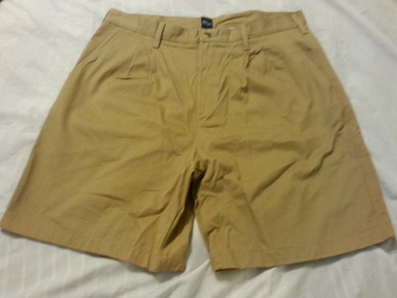 Men Shorts Size 36 Khaki