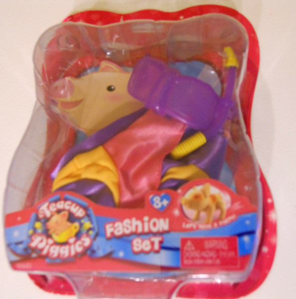 NEW Pig Teacup Piggies Fashion Outfit Set Wet Suit & Snorkel Clothes