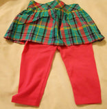 Girls Skegging Pants Skirt Baby Toddler Solid Legging Skirt NEW Kids Children